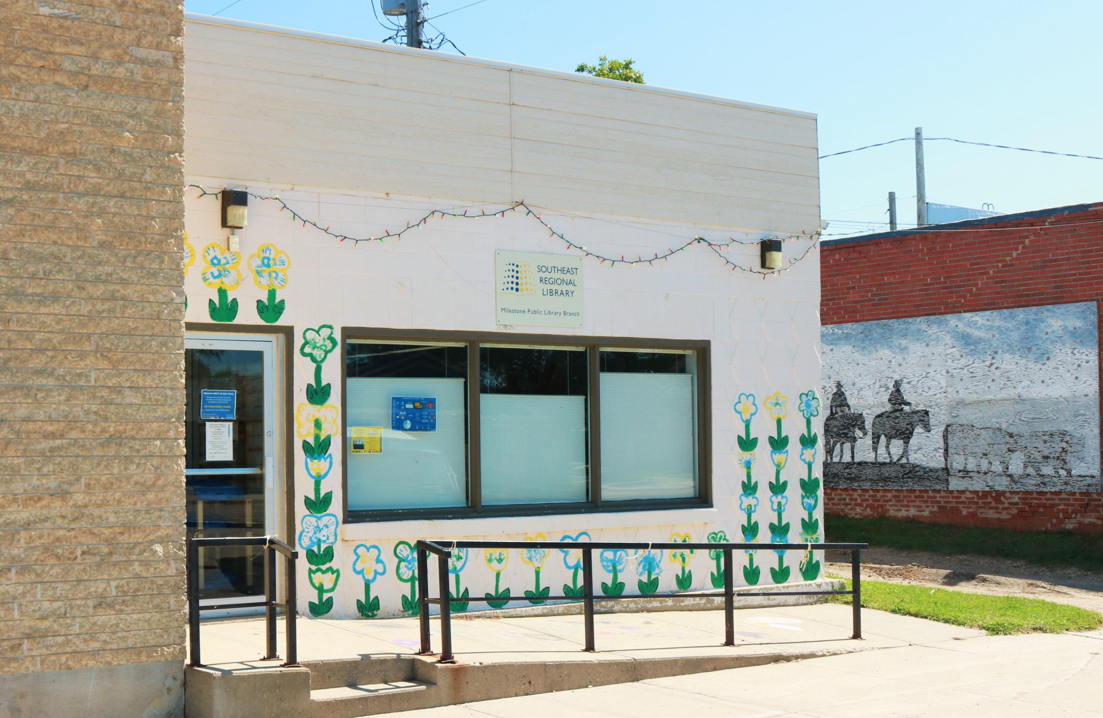 Milestone Public Library Branch